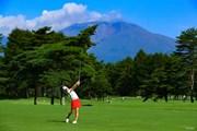 2019年 NEC軽井沢72ゴルフトーナメント 2日目 安田祐香