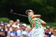 2019年 NEC軽井沢72ゴルフトーナメント 最終日 渋野日向子