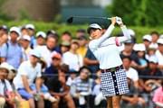 2019年 NEC軽井沢72ゴルフトーナメント 最終日 勝みなみ