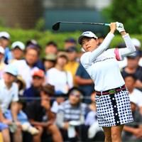 9アンダー9位T でフィニッシュ 2019年 NEC軽井沢72ゴルフトーナメント 最終日 勝みなみ