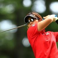 穴井詩は自腹で購入したアイアンでプレー 2019年 NEC軽井沢72ゴルフトーナメント 最終日 穴井詩