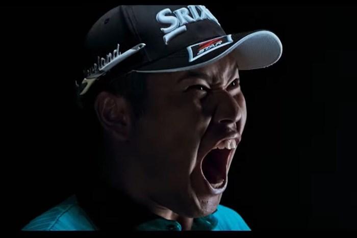 PGATOURのプロモーションビデオに登場する松山英樹 ※公式動画よりキャプチャー 2019年 ツアー選手権byコカ・コーラ 事前 松山英樹