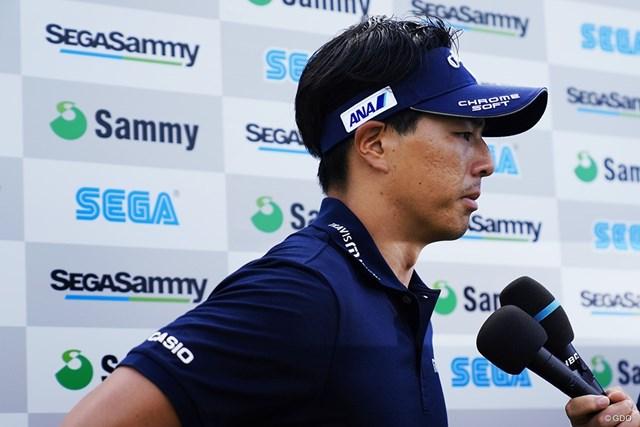 2019年 長嶋茂雄招待セガサミーカップ  最終日 石川遼 優勝直後のインタビューで「大切な人を亡くした」と切り出した石川遼。義母への思いを語った