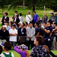 ピントの位置を間違えた。。 2019年 長嶋茂雄招待セガサミーカップ 最終日 石川遼