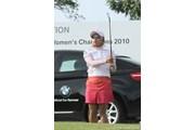 2010年 HSBC女子チャンピオンズ初日 有村智恵