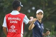 2010年 HSBC女子チャンピオンズ初日 上田桃子