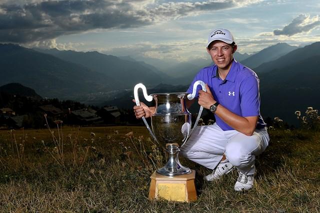 前年はマシュー・フィッツパトリックが大会連覇を果たした(Stuart Franklin/Getty Images)