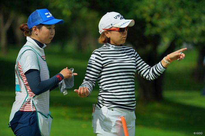 久々に優勝シーンを撮りたいね。 2019年 ニトリレディスゴルフトーナメント 2日目 宮里美香