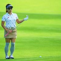 十分に優勝が狙える位置です。 2019年 ニトリレディスゴルフトーナメント 2日目 有村智恵
