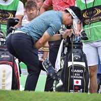 体幹が強そう 2019年 RIZAP KBCオーガスタゴルフトーナメント 2日目 石川遼