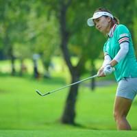 ワンチャンスありそう。 2019年 ニトリレディスゴルフトーナメント 3日目 テレサ・ルー