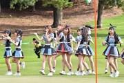 2019年 RIZAP KBCオーガスタゴルフトーナメント 3日目 HKT48