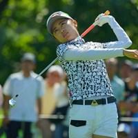 今日はショットが不調だったか。 2019年 ニトリレディスゴルフトーナメント 最終日 安田祐香