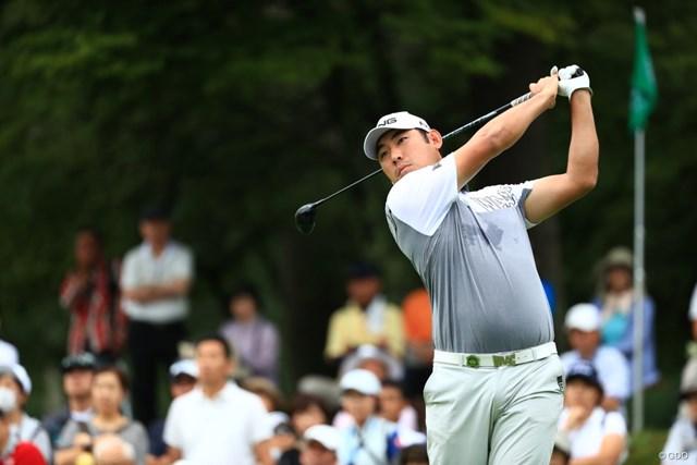 チャン・キムが暫定首位で初日を終えた