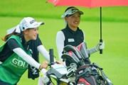 2019年 ゴルフ5レディス プロゴルフトーナメント 初日 臼井麗香