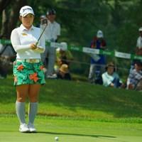 浅井咲希が2勝目に向け単独首位発進した 2019年 ゴルフ5レディス プロゴルフトーナメント 初日 浅井咲希