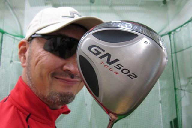 マーク金井が「プロギア GN502 TOUR 440 ドライバー」を試打検証