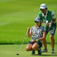 大逆噴射でまさかの予選落ちに。 2019年 ゴルフ5レディス プロゴルフトーナメント 2日目 山田成美