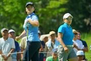 2019年 ゴルフ5レディス プロゴルフトーナメント 最終日 イ・ミニョン 申ジエ