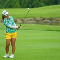 小技も上手いぜ! 2019年 ゴルフ5レディス プロゴルフトーナメント 最終日 浅井咲希