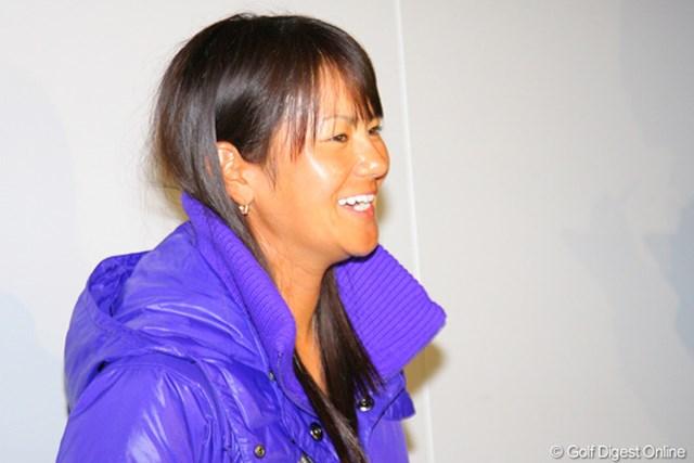 2週連続Vの宮里藍、日本ツアー開幕に向けて凱旋帰国! 会見でも多くの笑顔が見られ、心身ともに充実している様子だ
