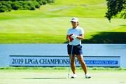 2019年 日本女子プロ選手権大会コニカミノルタ杯 事前 畑岡奈紗