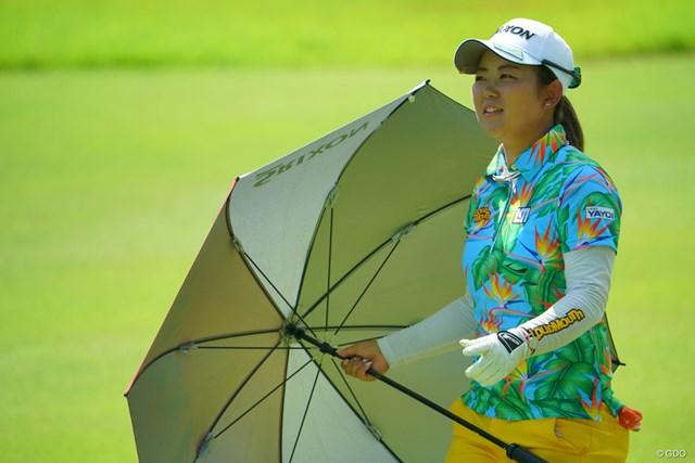 2019年 ゴルフ5レディス プロゴルフトーナメント 最終日 浅井咲希 「ゴルフ5レディス」を2位タイで終えた浅井咲希。実力者たちと互角に渡り合った