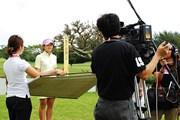 2010年 ダイキンオーキッドレディスゴルフトーナメント 練習日 諸見里しのぶ