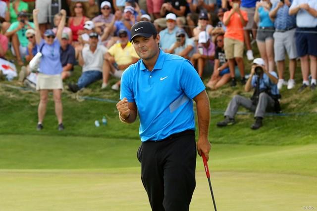 昨季の「ザ・ノーザントラスト」で優勝したマスターズ覇者のパトリック・リード