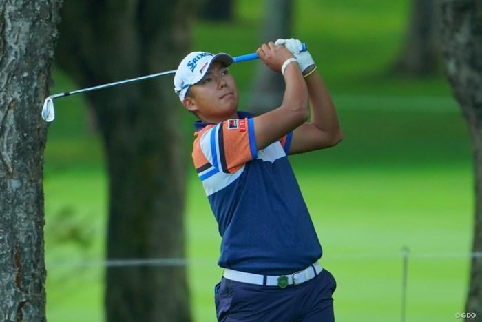 出水田大二郎は「66」でプレー 2019年 ANAオープンゴルフトーナメント 事前 出水田大二郎