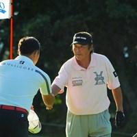 尾崎将司は「81」でプレー 2019年 ANAオープンゴルフトーナメント 初日 尾崎将司