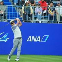 15位タイスタート。永久シードプレーヤーも、今まで全日空のタイトルがないのは意外でした。 2019年 ANAオープンゴルフトーナメント 初日 片山晋呉