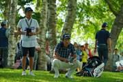 2019年 ANAオープンゴルフトーナメント 初日 星野陸也