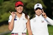 2019年 日本女子プロ選手権大会コニカミノルタ杯 初日 エイミー・コガ