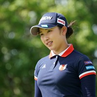 もう少し伸ばせてのにね 2019年 日本女子プロ選手権大会コニカミノルタ杯 初日 小祝さくら