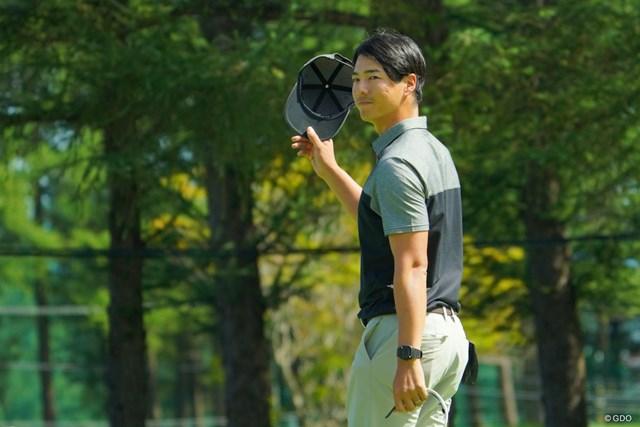 石川遼は「64」でプレー。首位争いに加わった