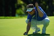 2019年 ANAオープンゴルフトーナメント 2日目 Y.E.ヤン