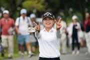 2019年 日本女子プロ選手権大会コニカミノルタ杯 2日目 河本結