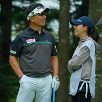 冬のソナタですか? 2019年 ANAオープンゴルフトーナメント 3日目 Y.E.ヤン
