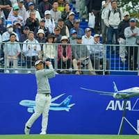 トップスタートで66をマーク。11位タイに浮上です。 2019年 ANAオープンゴルフトーナメント 3日目 浅地洋佑