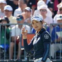 記録更新?なんとも惜しい 2019年 日本女子プロ選手権大会コニカミノルタ杯 3日目 大西葵
