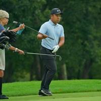 時松隆光 2019年 ANAオープンゴルフトーナメント 最終日 時松隆光