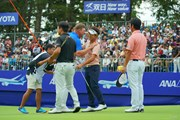 2019年 ANAオープンゴルフトーナメント 最終日 プレーオフ