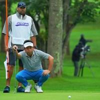 バックナインで猛チャージ!しかし遅すぎたか。 2019年 ANAオープンゴルフトーナメント 最終日 池田勇太