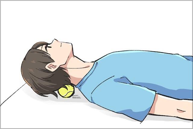 首の痛みを和らげる方法とは