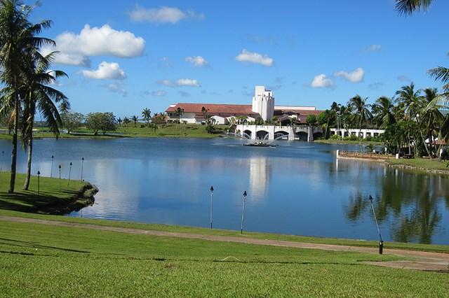 コースは「グアム知事杯女子ゴルフトーナメント」も開催されている