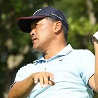 手嶋多一はすでにシニアで1勝をマークしている 2019年 日本シニアオープンゴルフ選手権競技 初日 手嶋多一