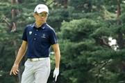 2019年 日本シニアオープンゴルフ選手権競技 2日目 田村尚之