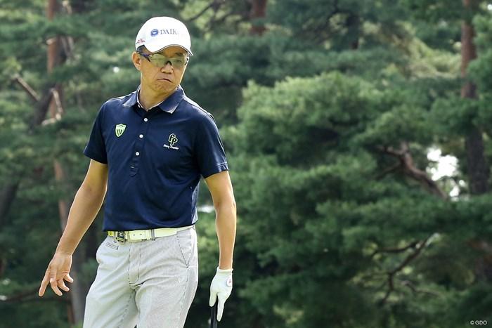田村尚之は38位から急浮上して優勝争いへ 2019年 日本シニアオープンゴルフ選手権競技 2日目 田村尚之