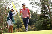 2019年 日本シニアオープンゴルフ選手権競技 2日目 深堀圭一郎